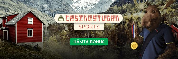 Casinostugan sport