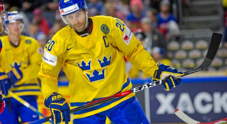 Tre Kronor Joel Lundqvist
