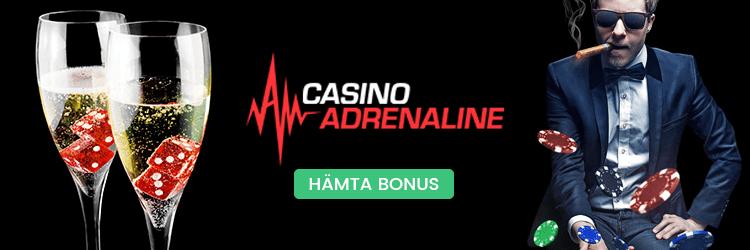 Casino Adrenaline banner