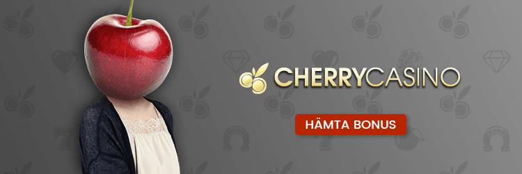 CherryCasino Recension banner