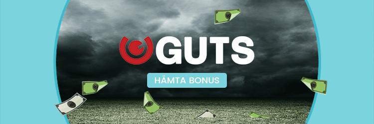 GUTS Recension banner