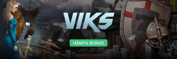 VIKS Recension banner