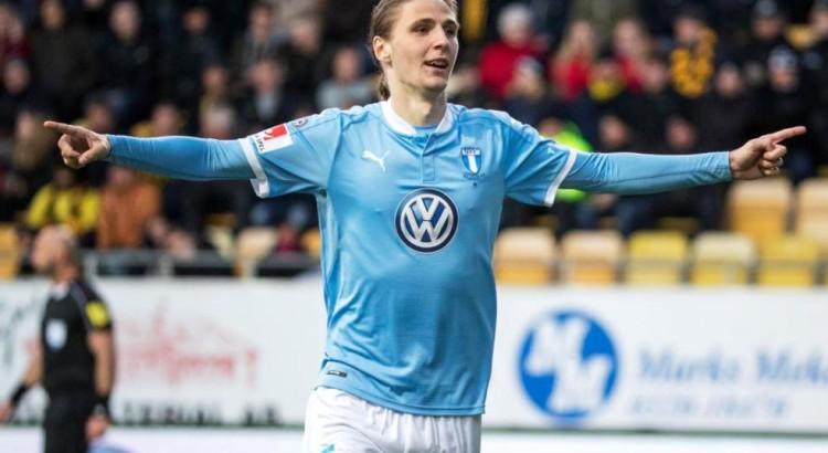 Pawel Cibicki i Malmö FF