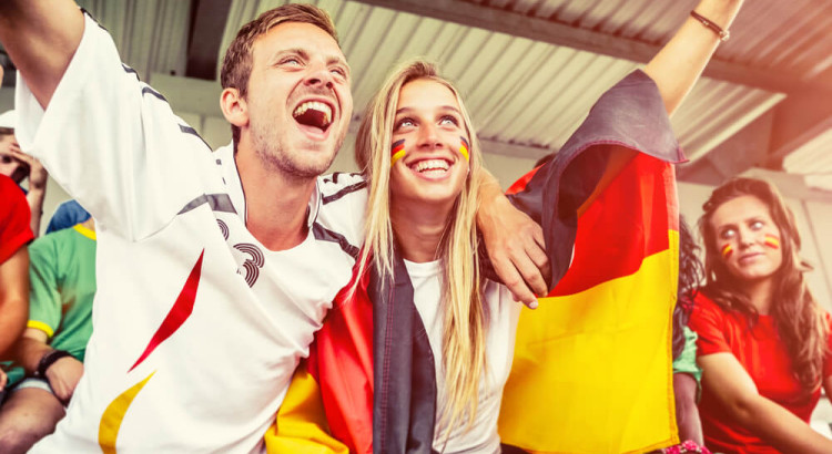 Tyskland fotboll