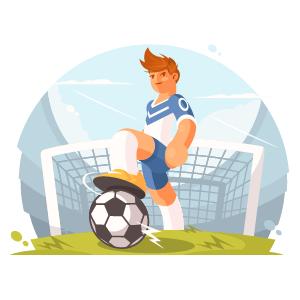 hur vinner man på fotbolls betting
