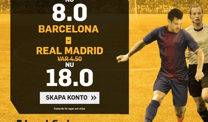barcelona real madrid oddsboost betfair