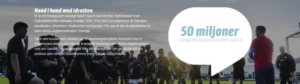 svenska spel ungdomsidrott