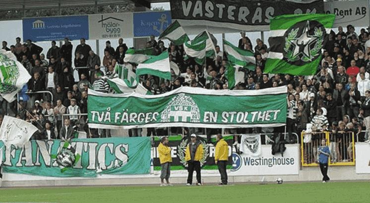 västerås fans