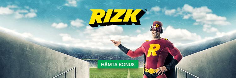Rizk Recension banner