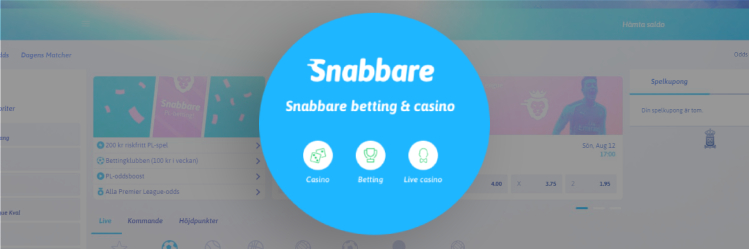 snabbare featured