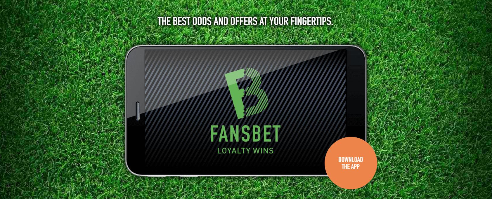 fansbet mobile application