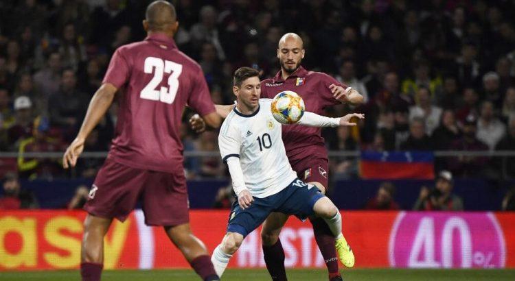 Argentina venezuela Copa america kvartsfinal
