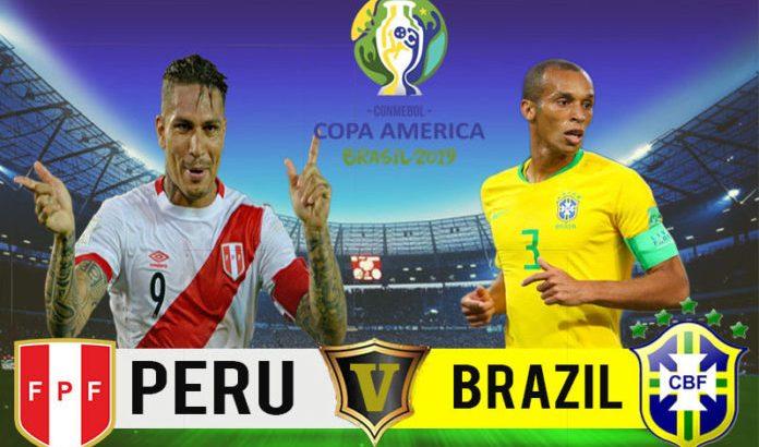 PERU-BRAZIL copa america 2019