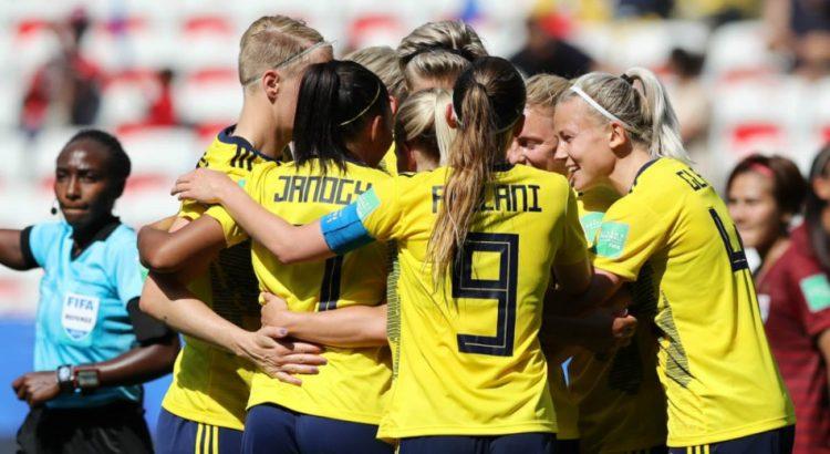 Sverige Vm 2019