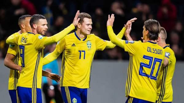 Sverige malta em kval