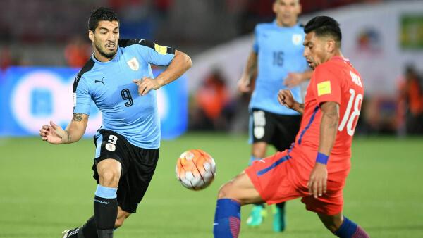 chile-uruguay_ Copa America