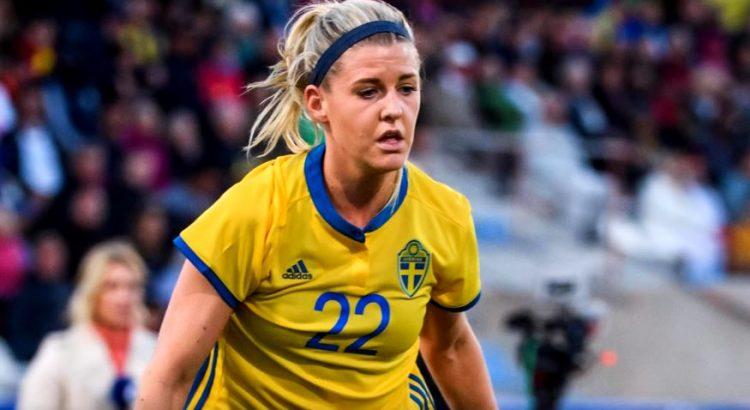 tyskland sverige dam vm kvartsfinal 2019