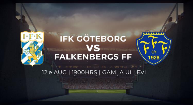BIFK Göteborg mot Falkenberg FF