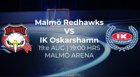 Malmö vs oskarshamn 19/8 19