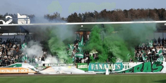 Varbergs BoIS ultras