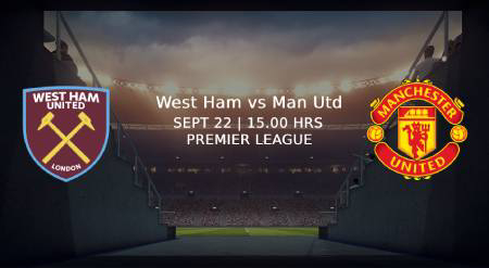 West Ham - Manchester United