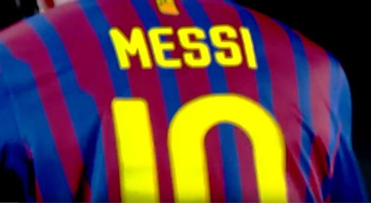Fotbollströja med namn