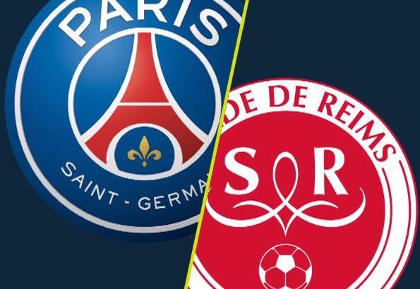 Logo PSG - Reims