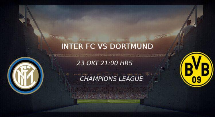 inter vs dortmund CL