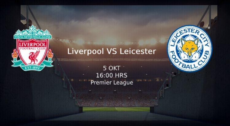 Liverpool - Leicester Premier League