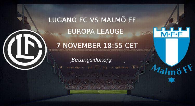Lugano Malmö Europa League