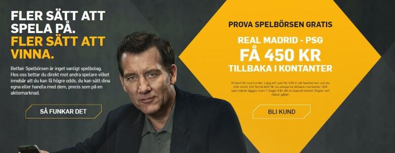 real -psg 450 kr betfair