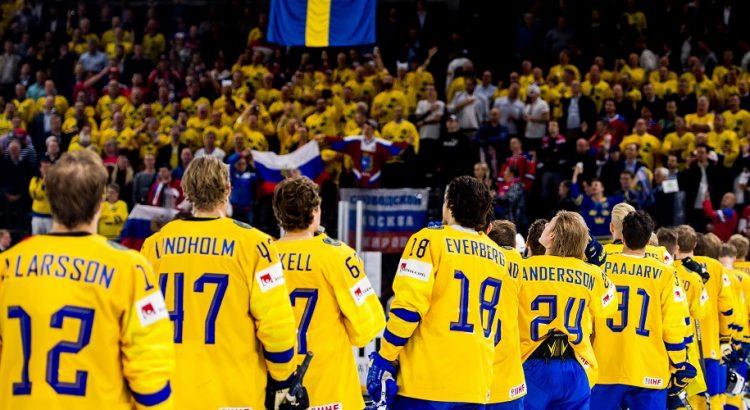 Semifinal i JVM: Sverige - Ryssland