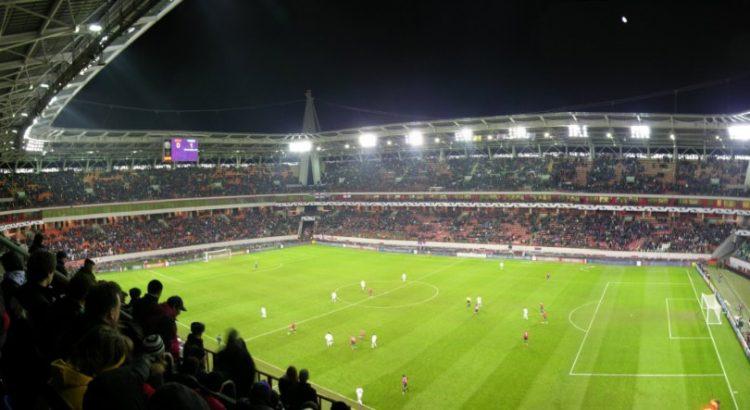 Vitryska fotbolls ligan