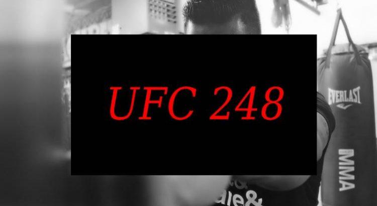 ufc 248 Adesanya vs Romero