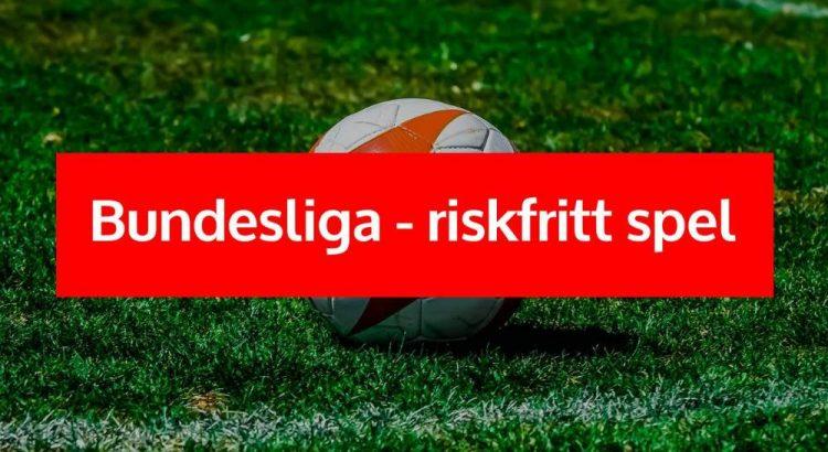 Fotboll Bundesliga omgång 26