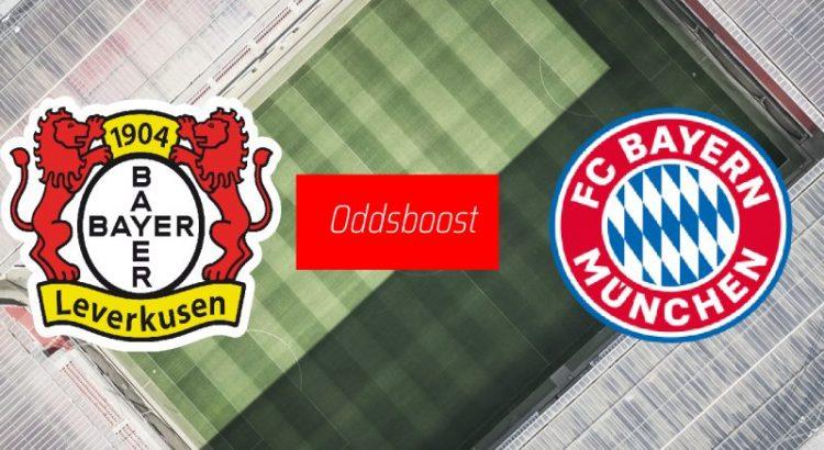 Bundesliga Bayer Leverkusen - Bayern Munchen