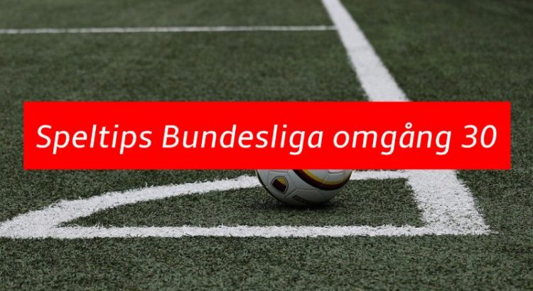 Bundesliga omgång 30